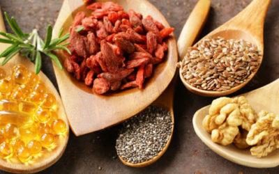 Acidi grassi omega 3 e 6