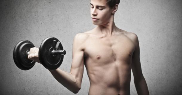 massa muscolare non aumenta